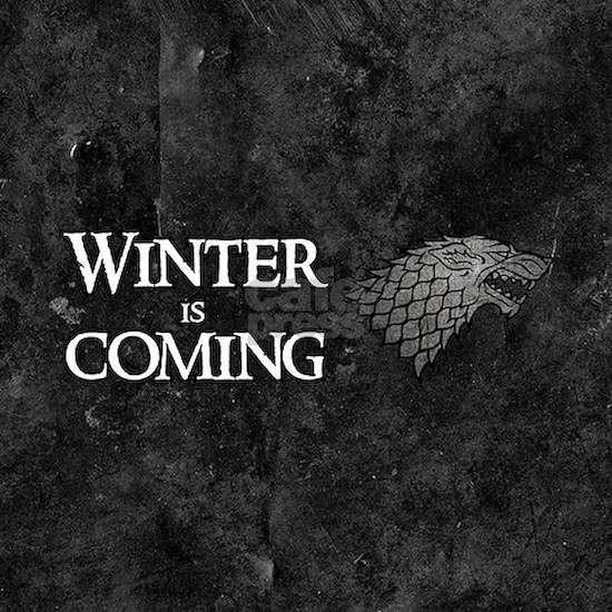GOT WINTER IS COMING 1