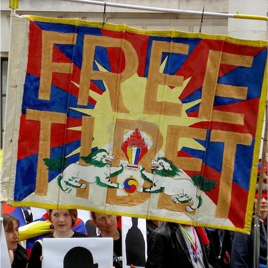 free tibet flag 6