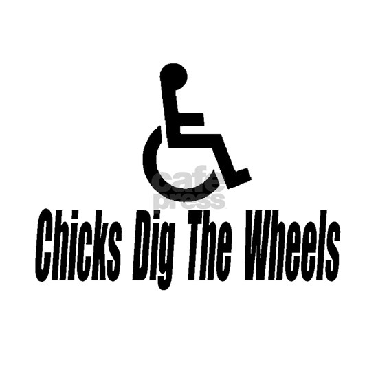 Chicks Dig The Wheels