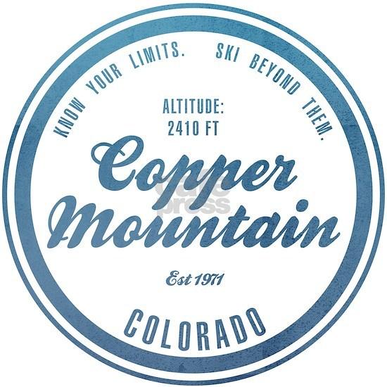 Copper Mountain Ski Resort Colorado