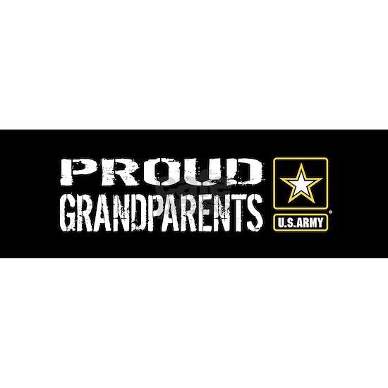U.S. Army: Proud Grandparents (Black)