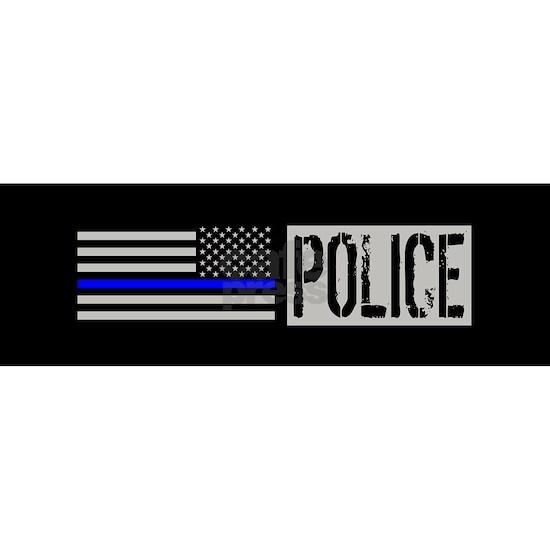 Police: Police (Black Flag Blue Line)