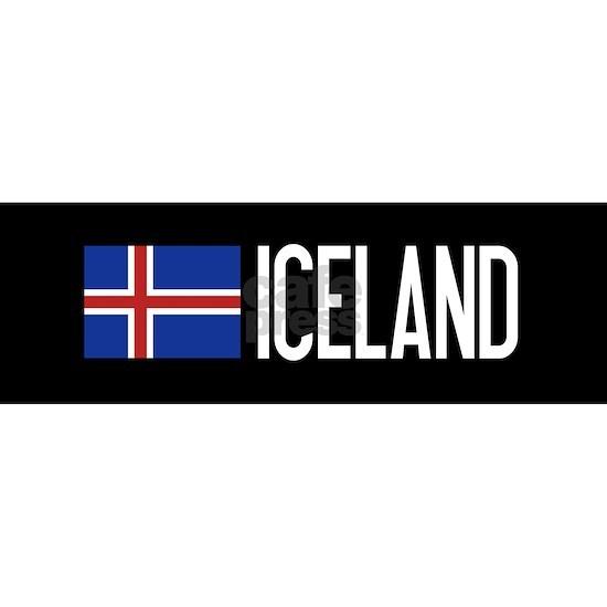 Iceland: Icelandic Flag & Iceland