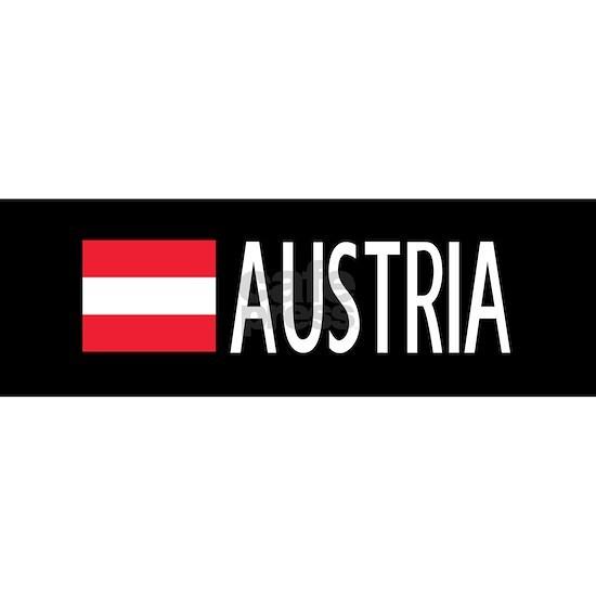 Austria: Austrian Flag & Austria