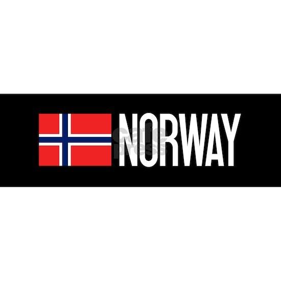 Norway: Norwegian Flag & Norway