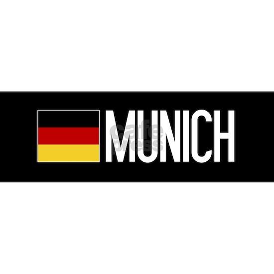 Germany: German Flag & Munich