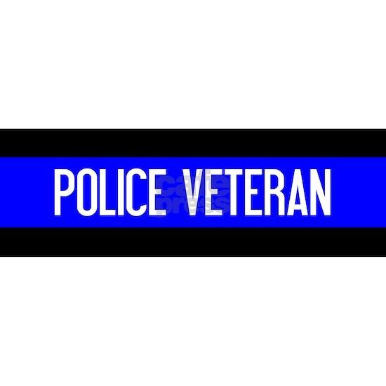 Police: Police Veteran & The Thin Blue Line