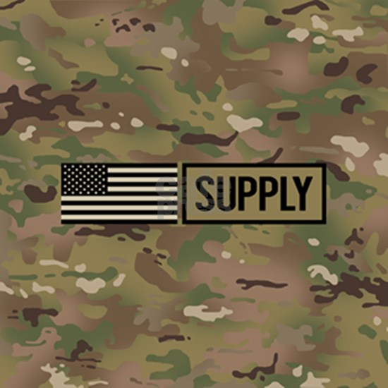 U.S. Army: Supply (Camo)