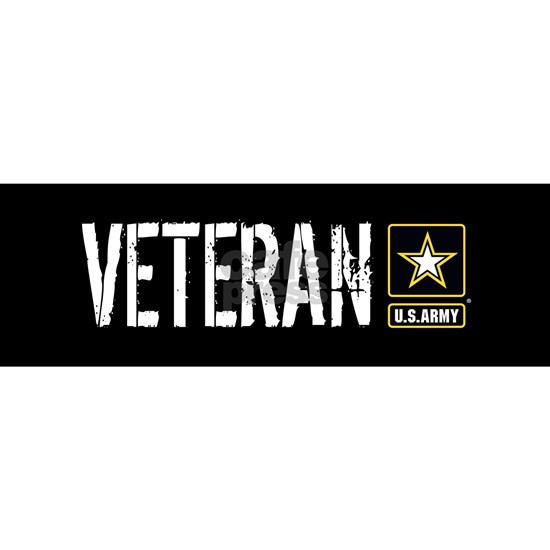 U.S. Army: Veteran (Black)