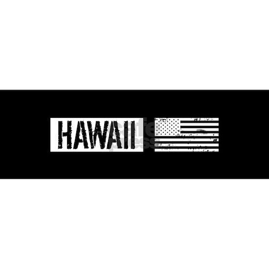 U.S. Flag: Hawaii