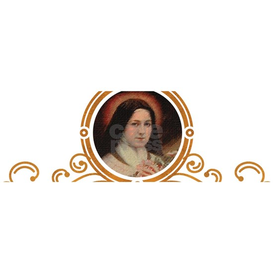 St. Therese Pray for Us