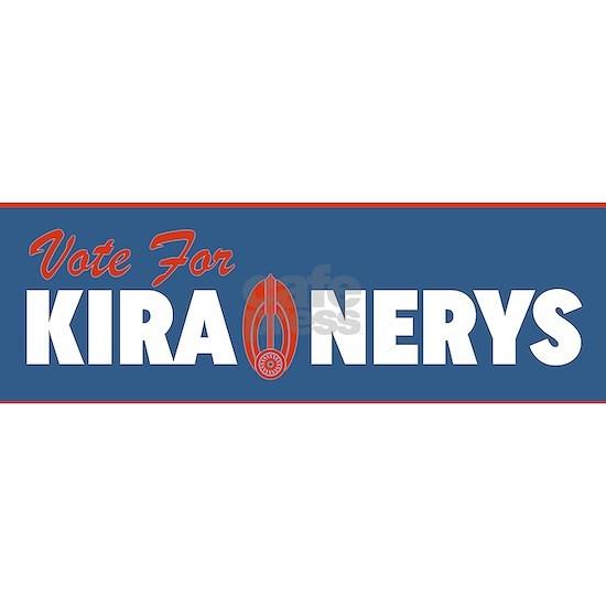 Vote For Kira DS9