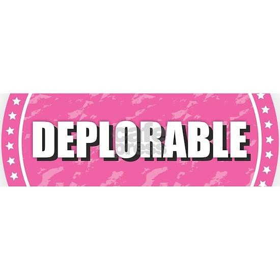 Deplorable - Pink