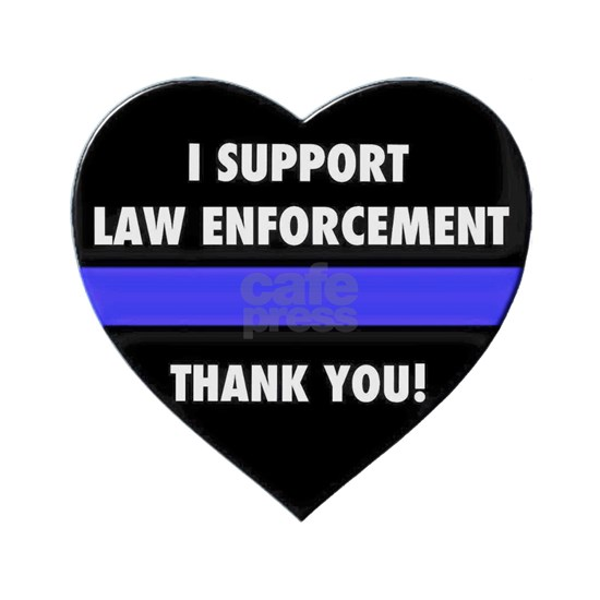 I Support Law Enforcement