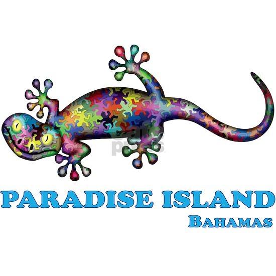 Paradise Island Gecko