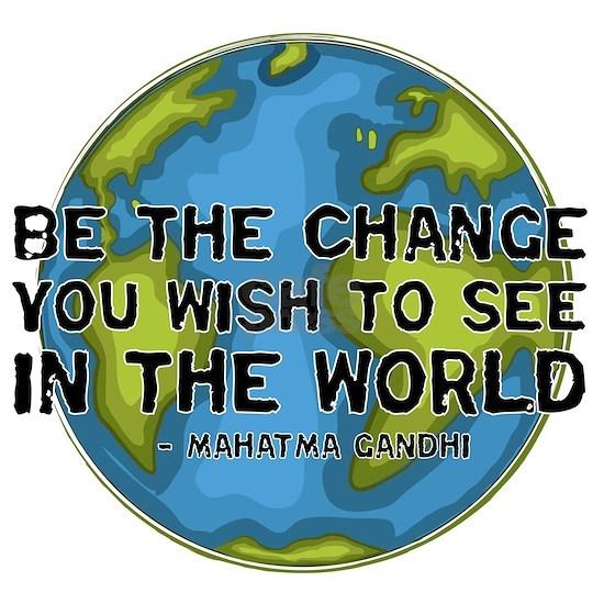 gandhi_earth_change
