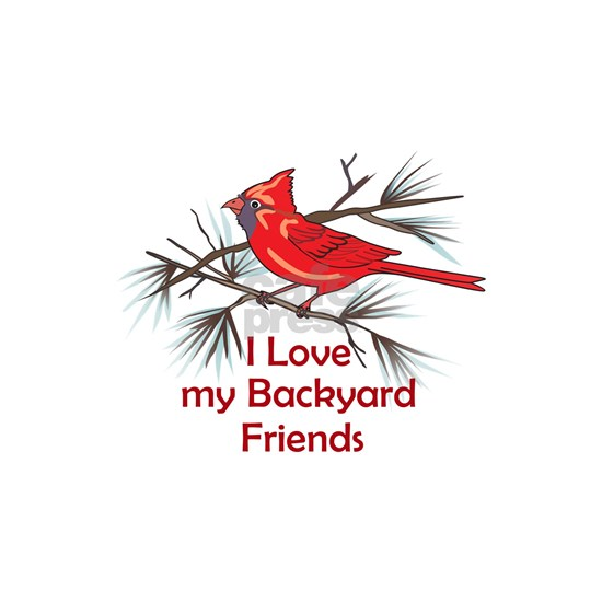 BACKYARD FRIENDS