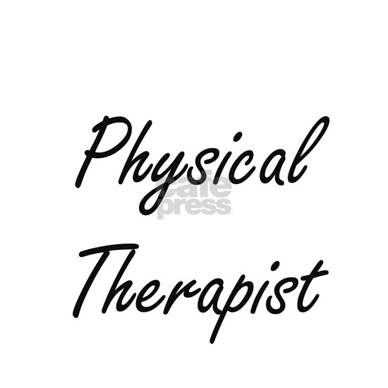 Physical Therapist Artistic Job Design