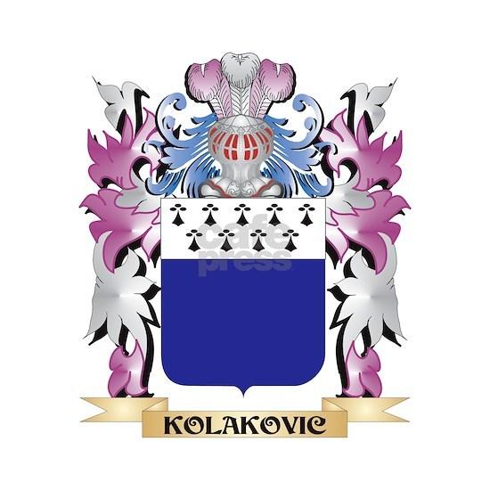 Kolakovic Coat of Arms - Family Crest