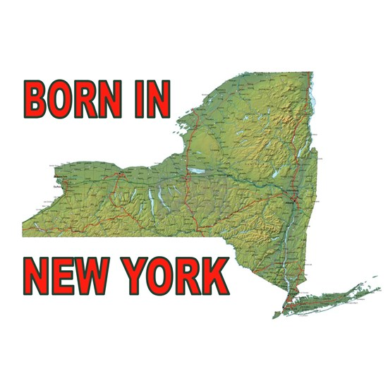 NEW YORK BORN