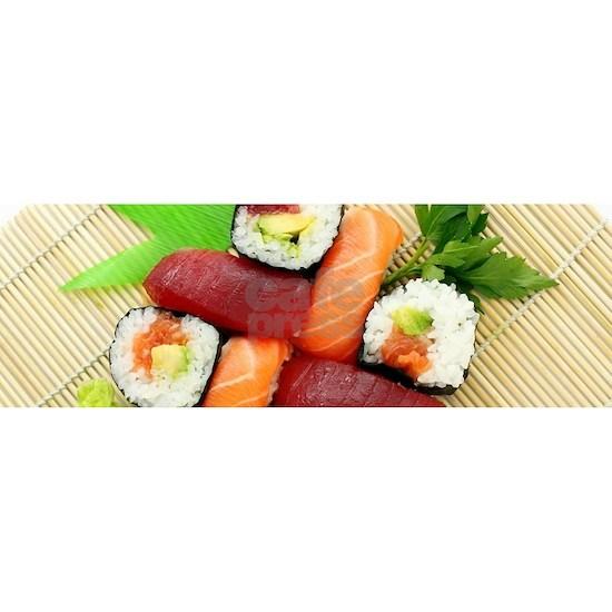 sushi asian japanese food photo