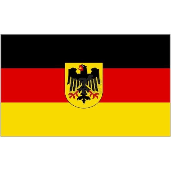 German COA flag