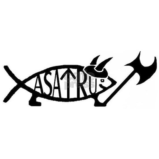 Asatru Fish