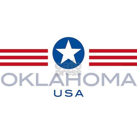 Oklahoma-Star Stripes: