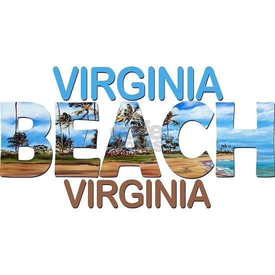 Summer virginia beach- virginia