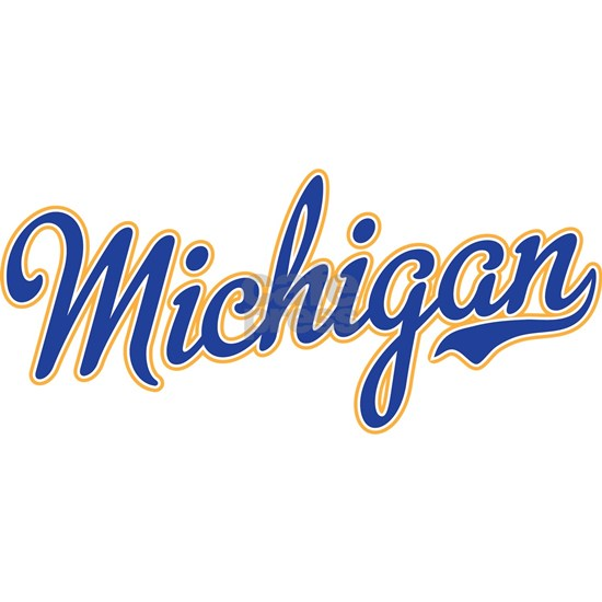 Michigan Script Font