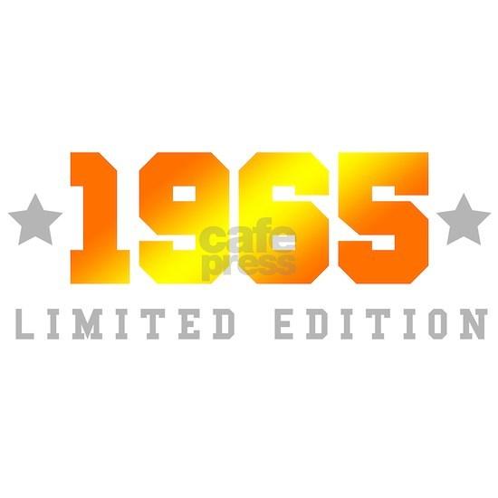 Limited Edition 1965 Birthday