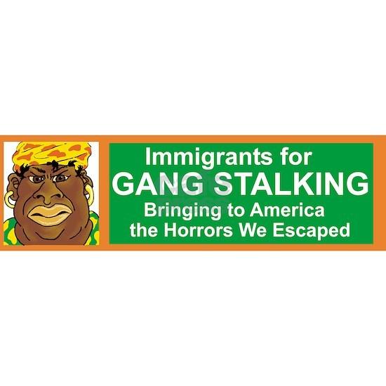 GANG_Bumper Sticker ...