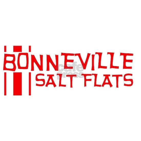 Retro Bonneville Salt Flats-R