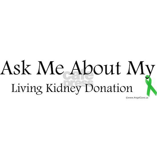 AskMeLivingKidneyDonor