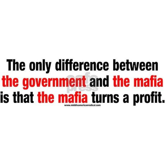 Government vs. the Mafia