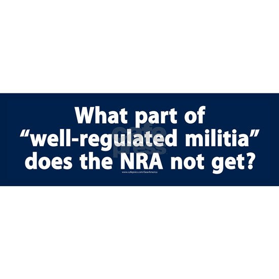 Well-regulated militia