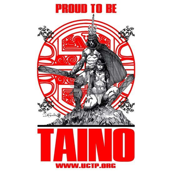 Proud to be Taino 3