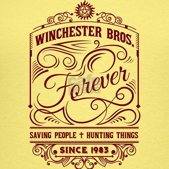 Winchester Brothers forever red