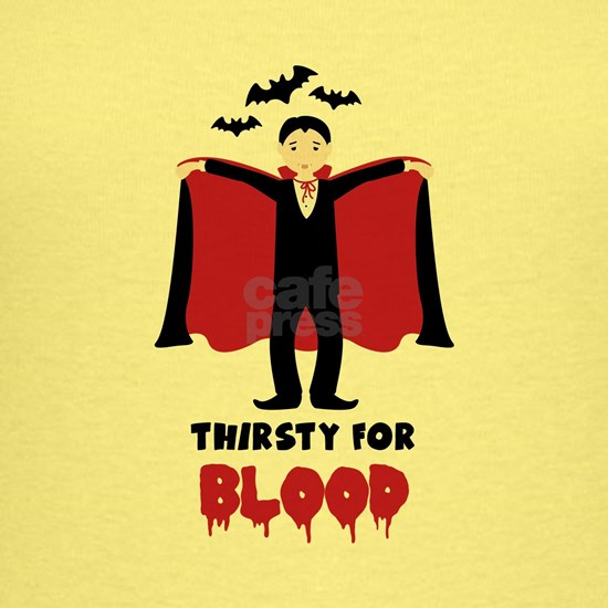 Thirsty For Blood