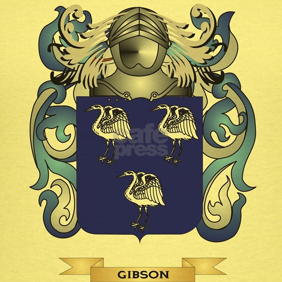 Gibson Coat of Arms (Family Crest)