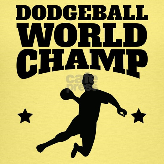 Dodgeball World Champ