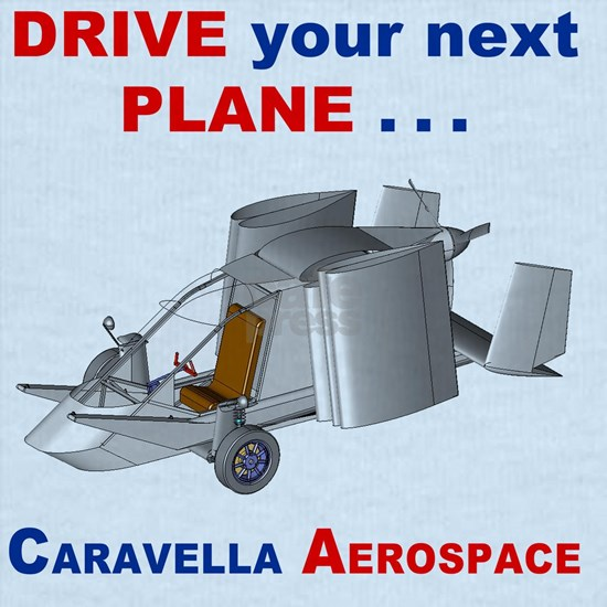 Driving Roadable Aircraft