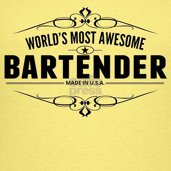 Worlds Most Awesome Bartender