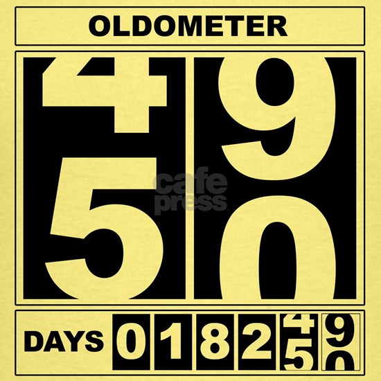 50th Birthday Oldometer