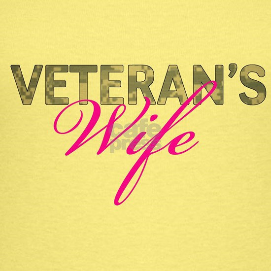 Army Vets Wife