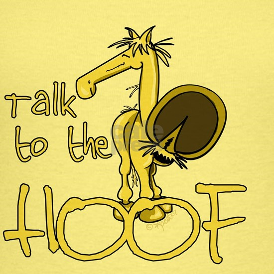 Talk to the Hoof 3
