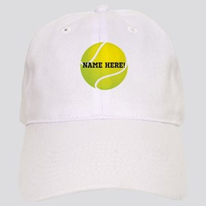 Personalized Tennis Ball Baseball Cap b3eb80b0631