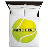 Tennis ball personalized Full / Queen