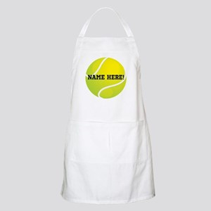 Personalized Tennis Ball Apron