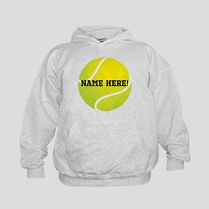 Personalized Tennis Ball Hoodie